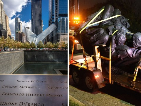 Removing Confederate statues is 'just like' tearing down the 9/11 memorial in NYC