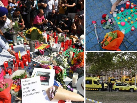 British people 'were among victims of Barcelona Terror attack', Foreign Office confirms