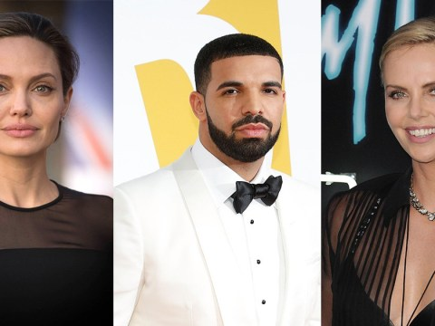 Angelina Jolie, Drake and Charlize Theron among stars to attend Floyd Mayweather Jr. vs Conor McGregor fight