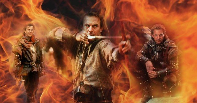 In defence of Robin Hood Prince of Thieves - Why I will always love Costner's American Robin hood