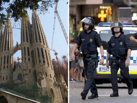 Barcelona attackers 'wanted to drive van full of explosives into Sagrada Familia'