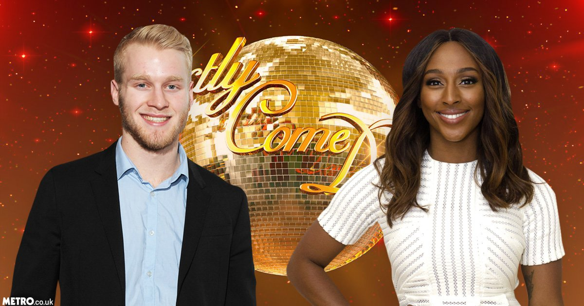 Jonnie Peacock and Alexandra Burke confirmed as final celebs joining the Strictly Come Dancing 2017 line-up