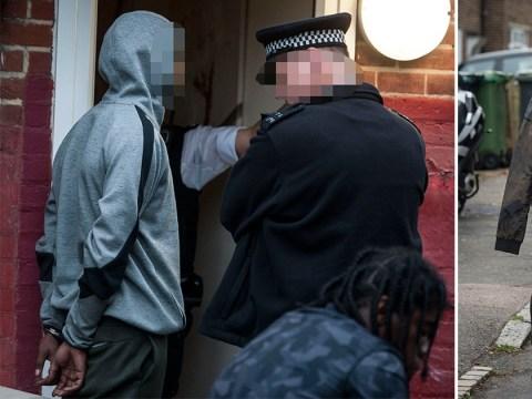 Hundreds arrested in pre-Notting Hill Carnival crime crackdown