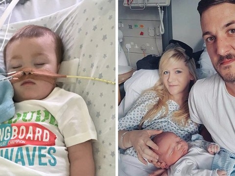 Charlie Gard's mum backing family in race to save life of toddler with 'just days to live'