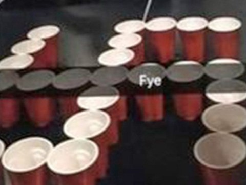 Students expelled over Jews v Nazis beer pong video