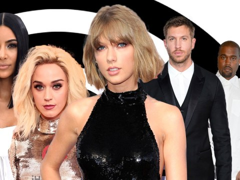A brief history of Taylor Swift and the 'snakes' – who will be targeted on Reputation?