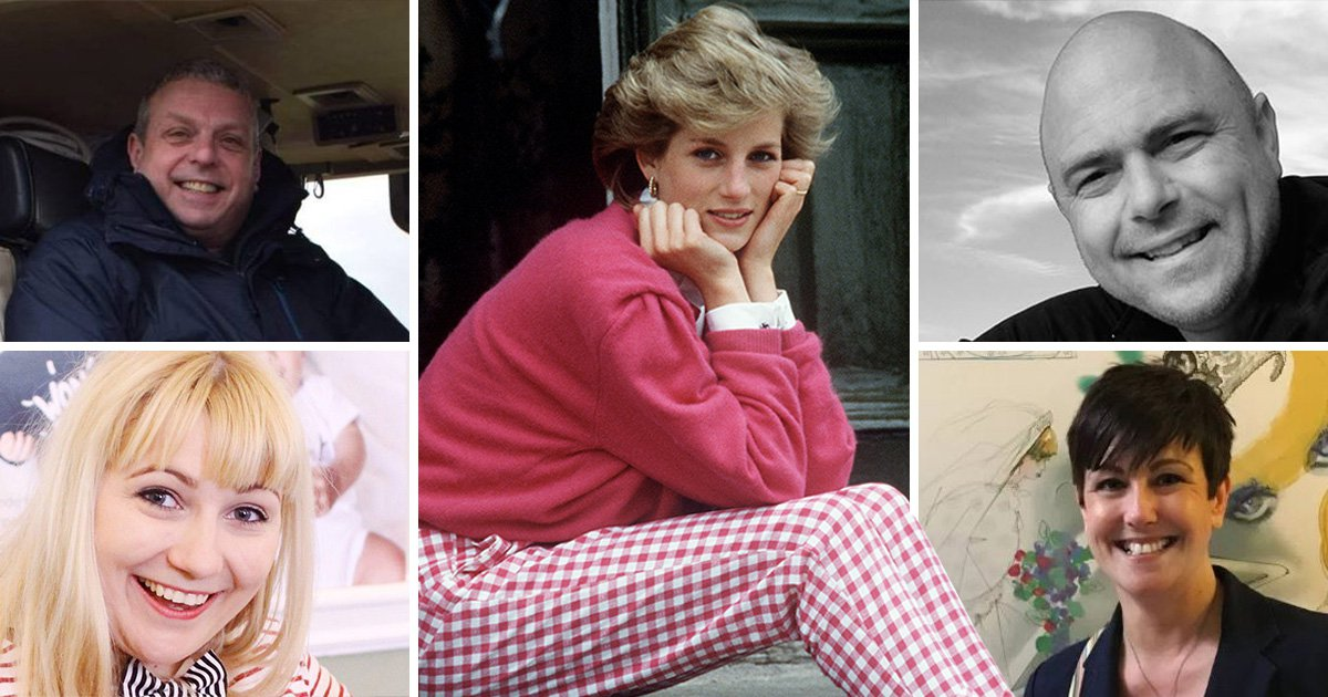 The People's Princess: Where were you the day Diana died?