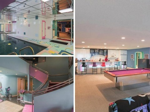 This house hasn't changed since the 90s and it looks like all your childhood TV memories
