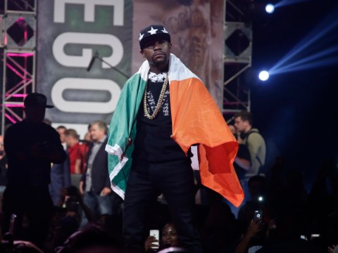 Floyd Mayweather: I've slowed down, Conor McGregor has the advantage