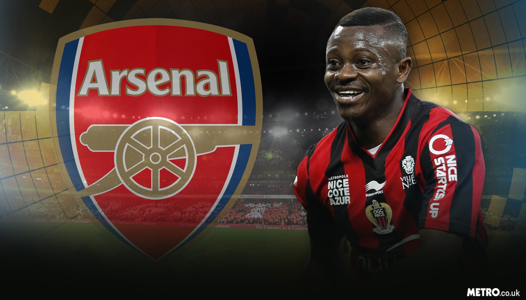 What can Arsenal expect from transfer of Nice midfielder Jean Michael Seri?