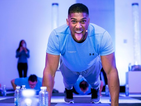 Anthony Joshua wants rematch with Wladimir Klitschko sorted by end of the month