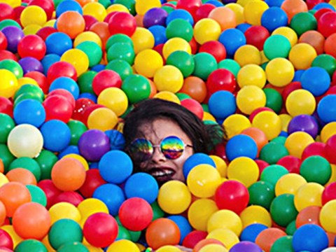 A ball pit for adults event is coming to Birmingham – and it involves lots of prosecco