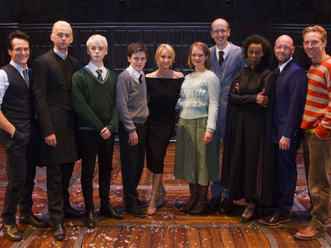 Harry Potter And The Cursed Child's original London cast are transferring to Broadway
