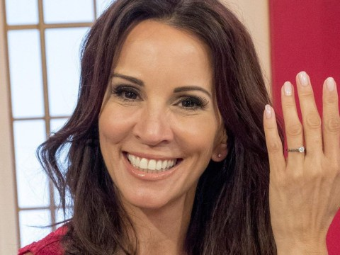 Loose Women's Andrea McLean dishes out the details of her romantic proposal