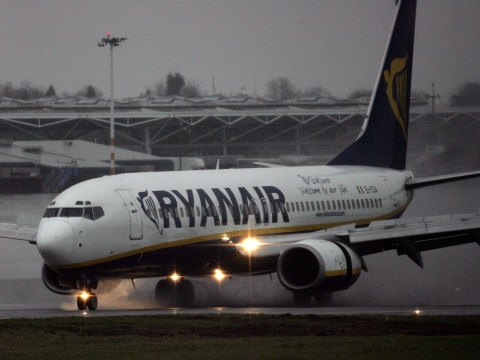 Ryanair passengers 'vomited' in severe turbulence