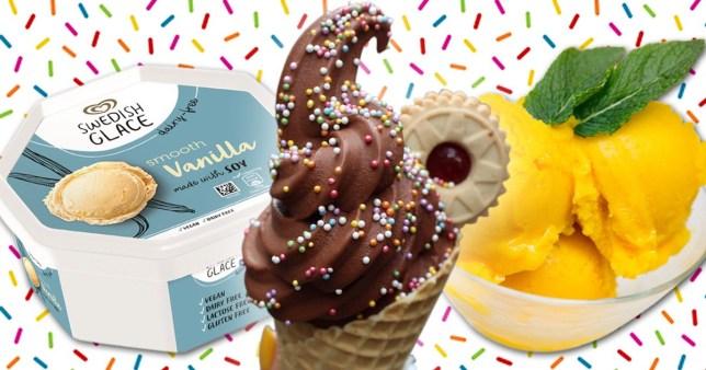 The 10 best vegan ice creams