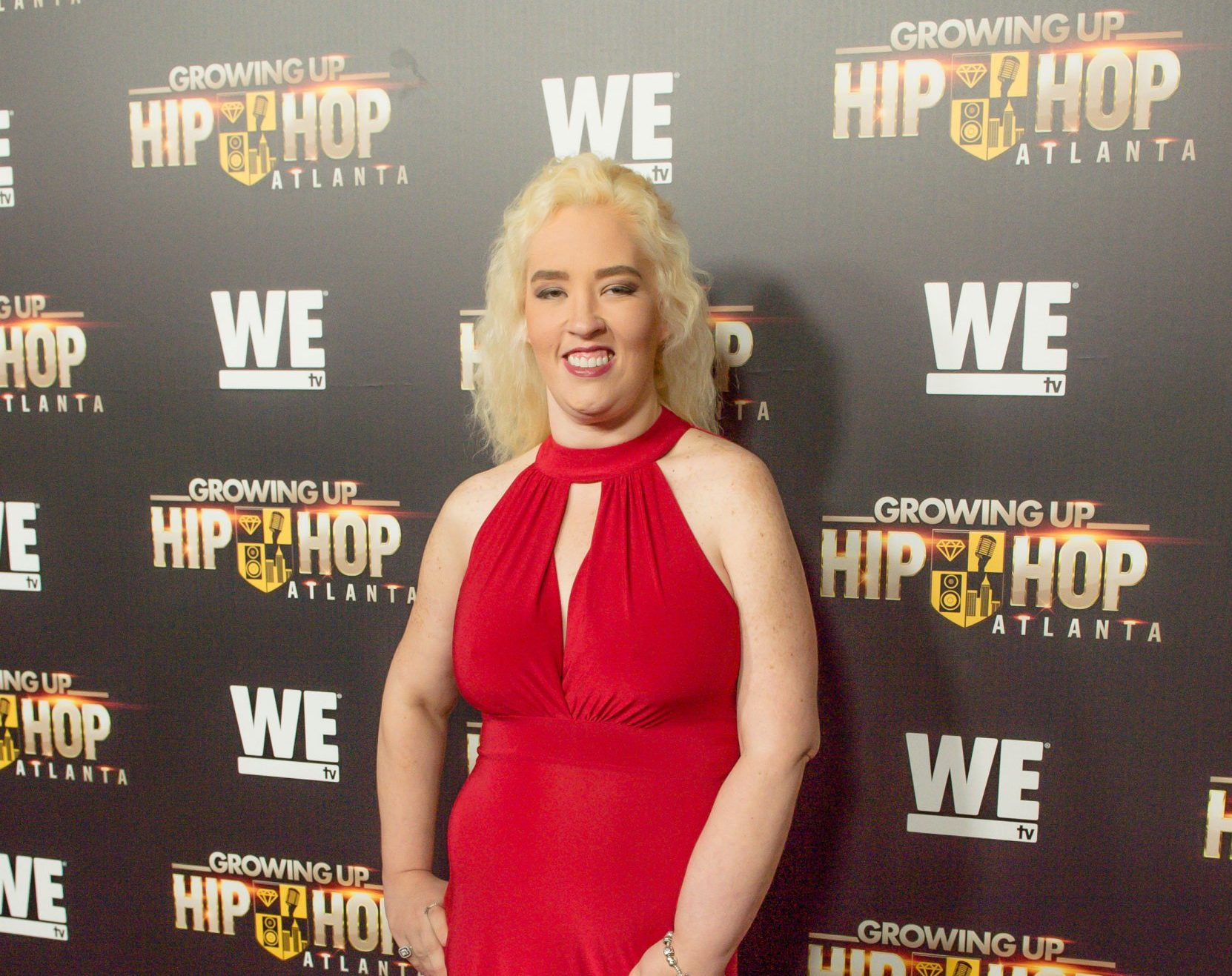 Mama June has got a new man after finally finding happiness after 300lb weight loss