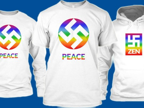 New clothing brand wants to bring back the swastika as a fashion logo
