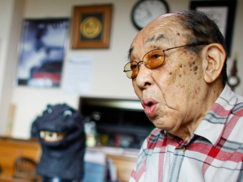 Godzilla star Haruo Nakajima dies aged 88