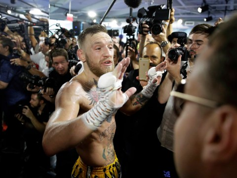 Conor McGregor slams Floyd Mayweather as 'the dirt of the dirt' amid continuing race row