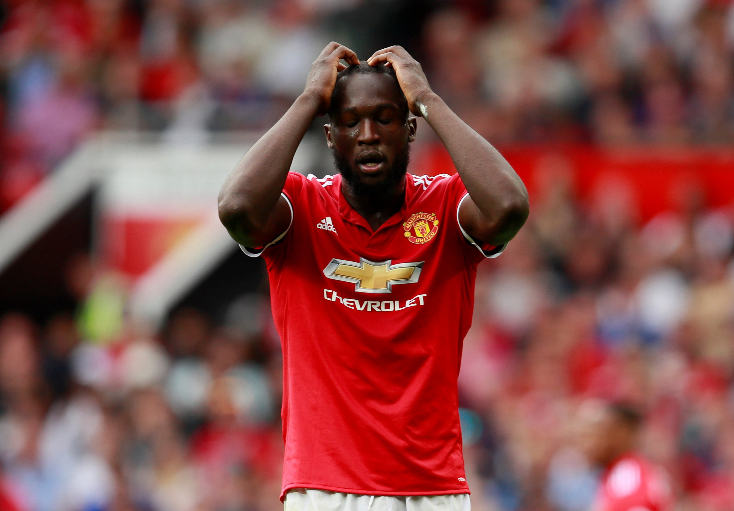 Thierry Henry finds much to fault about Romelu Lukaku's Premier League debut for Manchester United