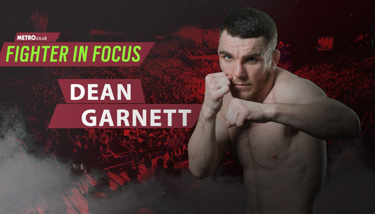 Fighter In Focus: Proud Evertonian Dean Garnett is a man on a mission at ACB 67