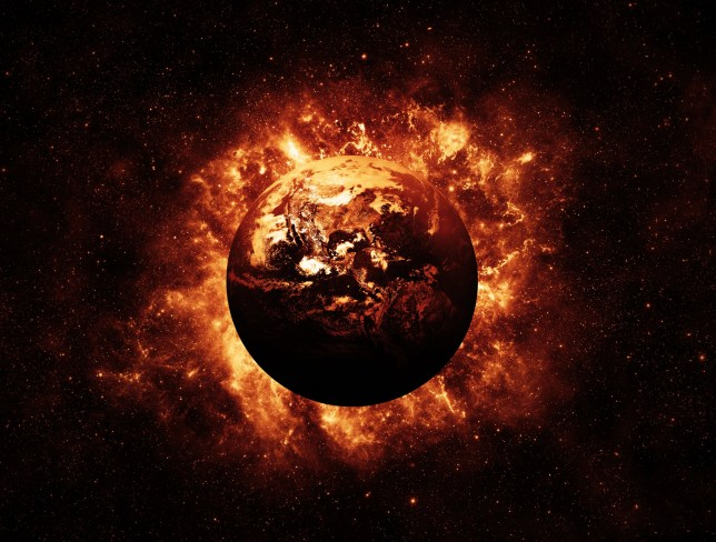 Death planet Nibiru is going to hit Earth on September 23