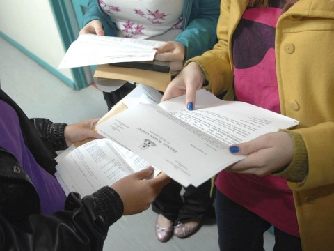 One in four A-level results expected to be top grades
