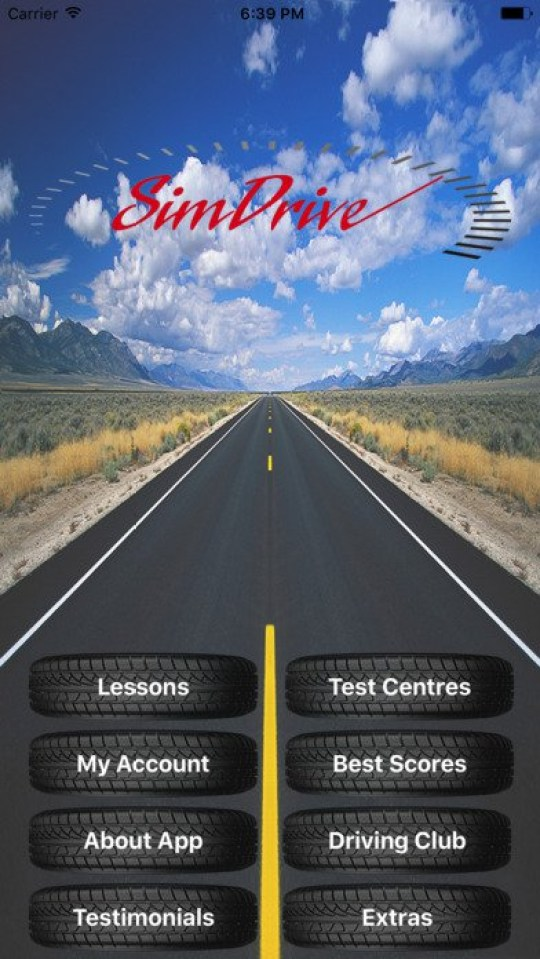 You can now take a mock driving test using this new app