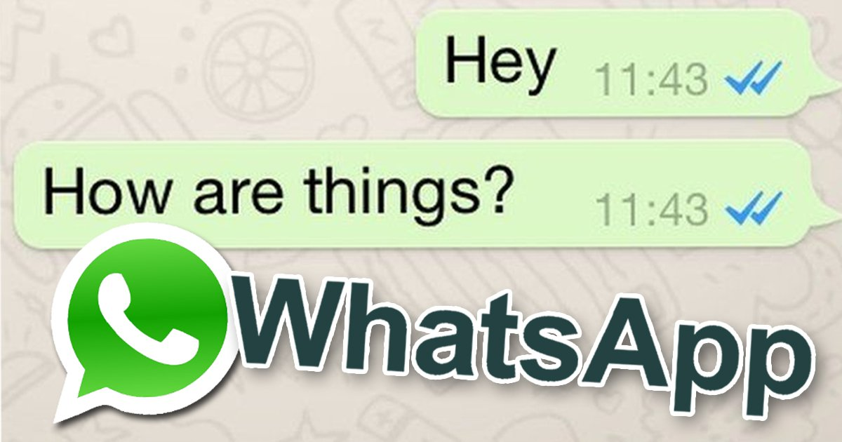 How do we stop our Whatsapp blue tick obsession?