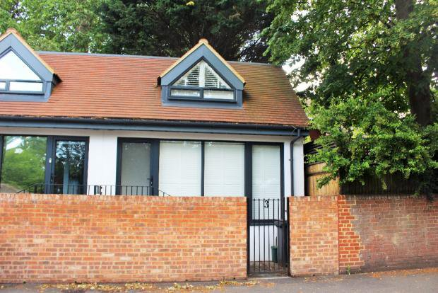 Home that used to be a public toilet on the market for £330,000