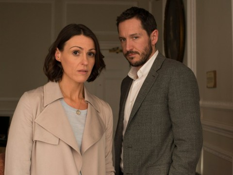Doctor Foster's Suranne Jones on confusing exes: 'Your Mister doesn't know you hate them'