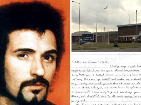Yorkshire Ripper answers question over whether he killed men as well as women