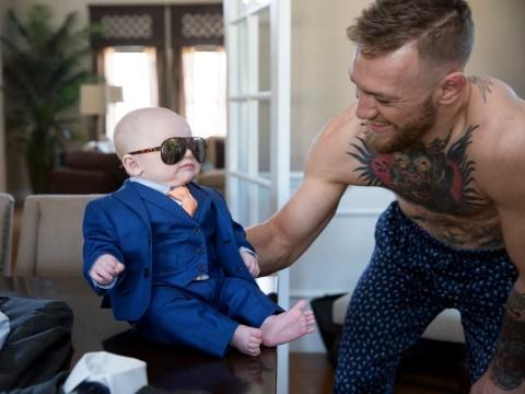 Conor McGregor warns Floyd Mayweather fatherhood has made him more dangerous than ever