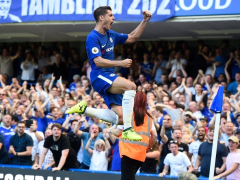 Alvaro Morata makes Premier League history with display in Chelsea v Everton match