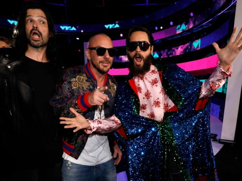 30 Seconds To Mars announce colossal European arena tour for 2018