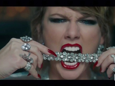 There's a line in Taylor's new track Gorgeous which proves 'the old Taylor' isn't dead