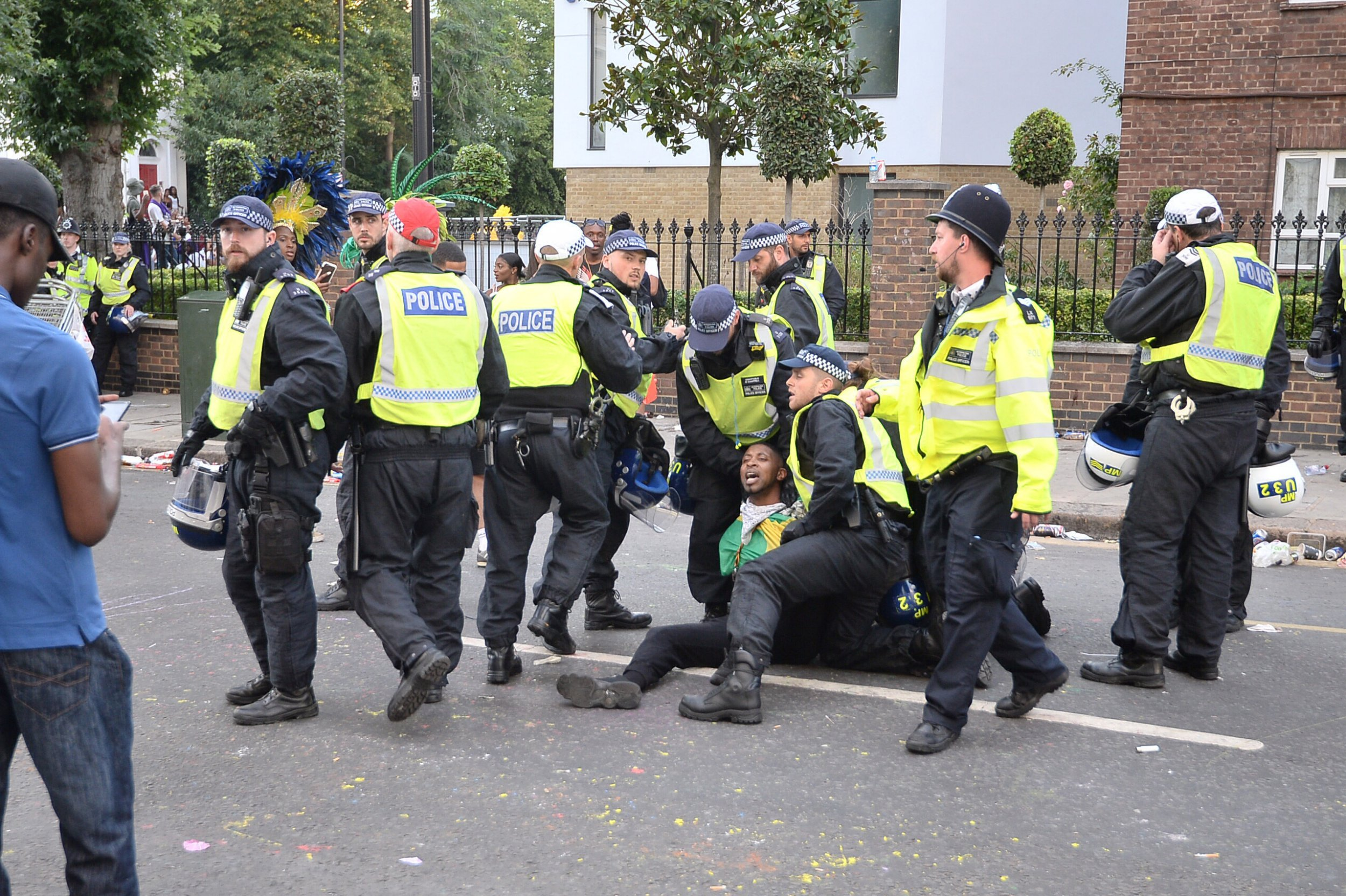 Police reveal final number of arrests during Notting Hill Carnival