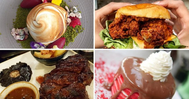 Halal foodstragrammers you need to be following right now
