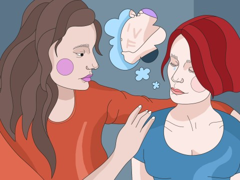 How to be there for somebody going through IVF and fertility problems