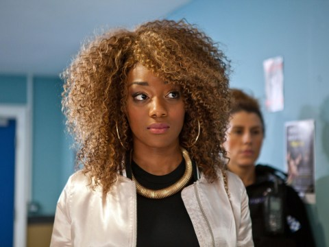 Hollyoaks star Rachel Adedeji confirms she is expecting her first child