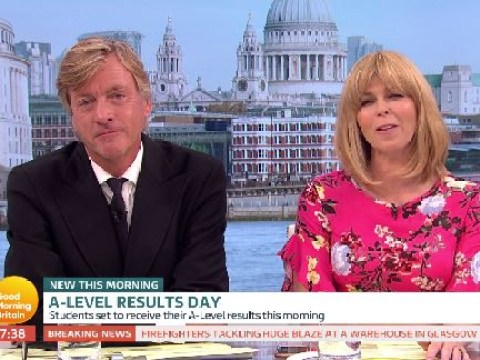 Jeremy who? GMB viewers are loving Richard Madeley as he embarrasses his daughter Chloe within minutes