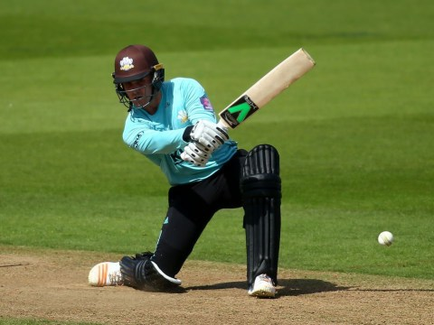 Jason Roy hits monster six out of The Oval to leave England legend Freddie Flintoff stunned