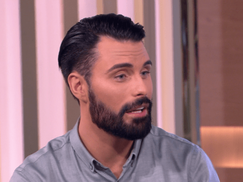 Rylan Clark-Neal admits body confidence issues 'affect him daily'