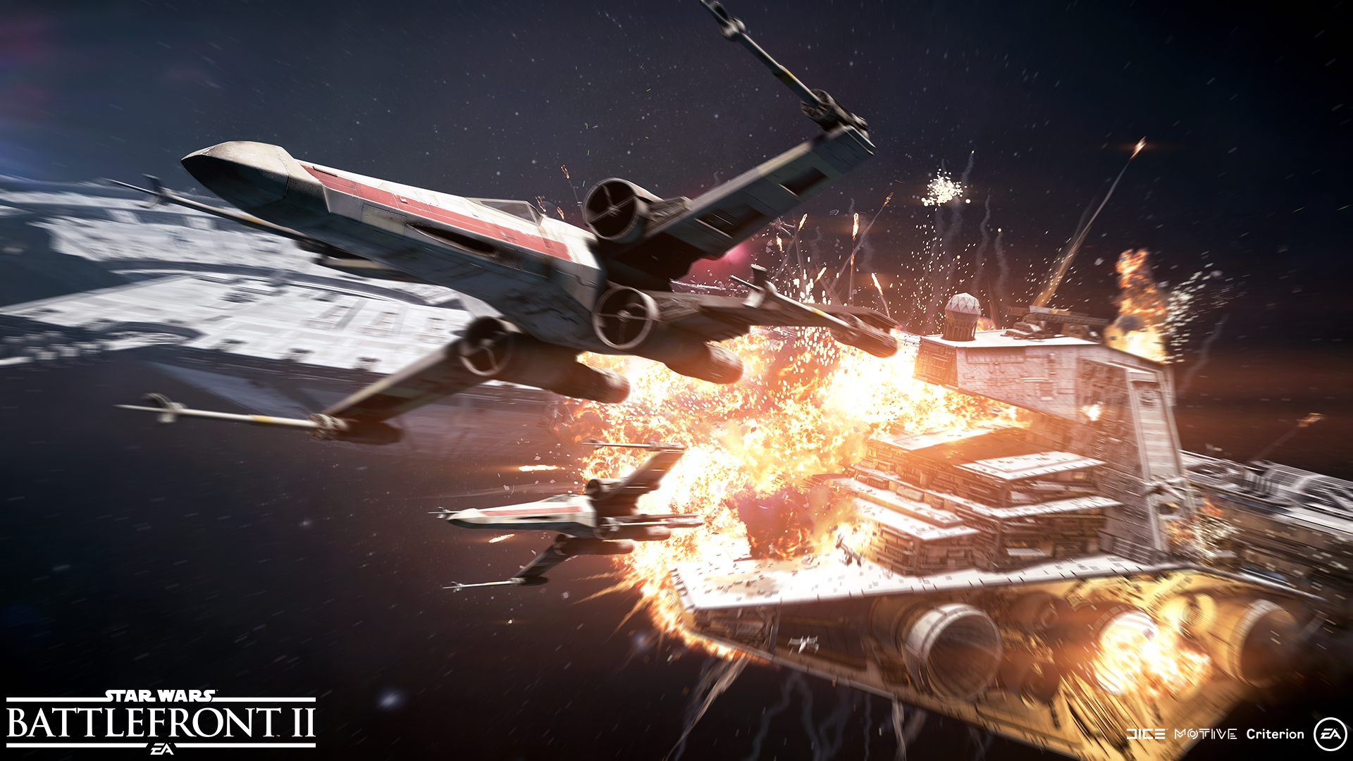 Star Wars: Battlefront II - you won't have to Force yourself to enjoy this