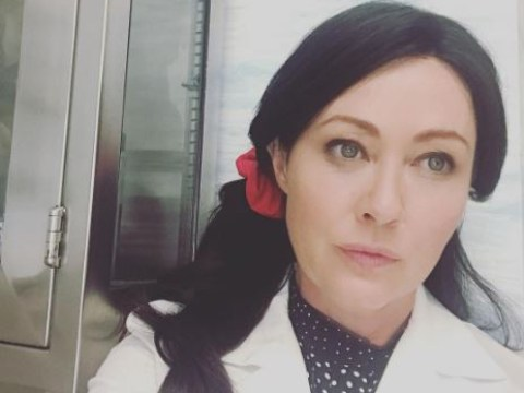 Shannen Doherty says return to acting helped her fight against 'unimaginable beast' cancer