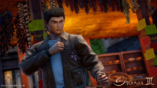 Shenmue III - it's real, but it's not finished