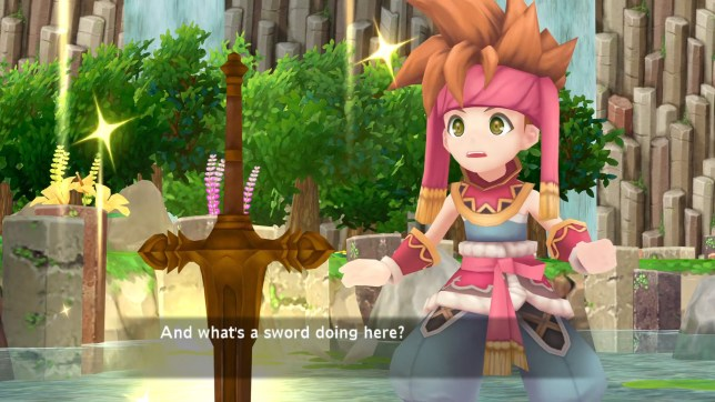 Secret Of Mana - a very welcome remake