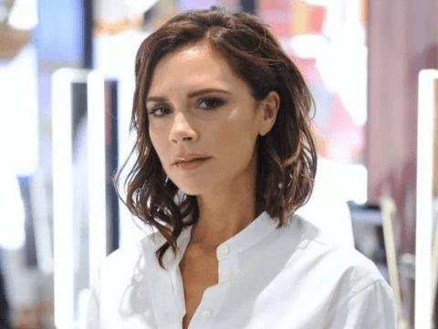 Victoria Beckham hopes her new makeup range with Estee Lauder will 'empower women'