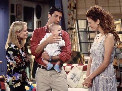 Is Ross Geller really the worst boyfriend ever? Friends' Carol and Susan have their say
